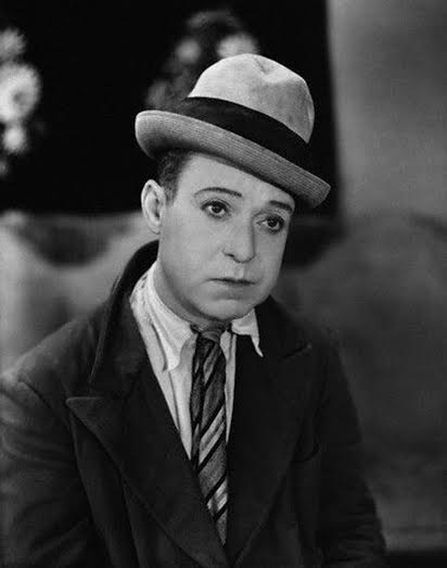 Harry Langdon portrait