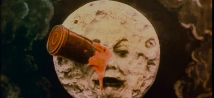 Flicker Alley Silent Film Blu-ray DVD Stream buy MOD George Melies a Trip to the Moon