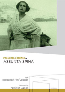 Assunta Spina Manufactured-On-Demand MOD DVD
