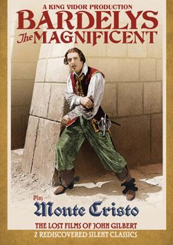 Bardelys the Magnificent / Monte Cristo DVD