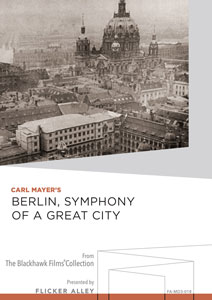 Berlin, Symphony of a Great City Manufactured-On-Demand MOD DVD