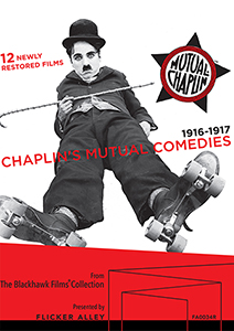Chaplin's Mutual Comedies Blu-ray/.DVD