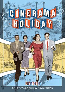 Cinerama Holiday Blu-ray/DVD