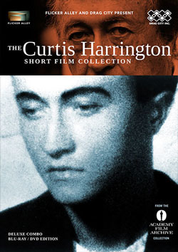 The Curtis Harrington Short Film Collection Blu-ray/DVD Flicker Alley blu-ray DVD silent film buy watch stream