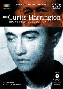The Curtis Harrington Short Film Collection Blu-ray/DVD