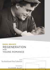Regeneration with Young Romance MOD DVD