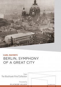 Berlin The Symphony of a Great City MOD DVD