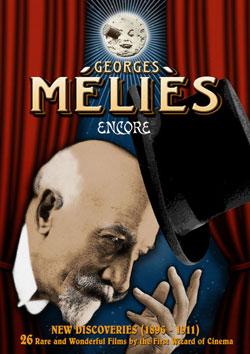 Georges Méliès: Encore – New Discoveries (1896-1911) DVD Flicker Alley blu-ray DVD silent film buy watch stream