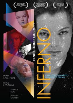 Henri-Georges Clouzot's Inferno Blu-ray/DVD Flicker Alley blu-ray DVD silent film buy watch stream