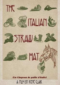 The Italian Straw Hat (Un Chapeau de paille d'Italie) DVD Flicker Alley blu-ray DVD silent film buy watch stream