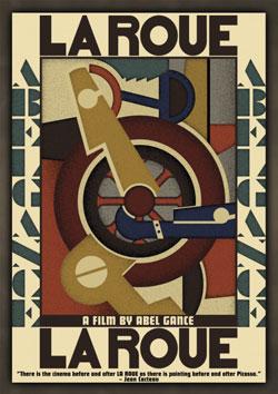 La Roue: A Film by Abel Gance DVD