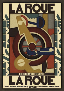 Flicker Alley blu-ray DVD silent film buy watch stream La Roue: A Film by Abel Gance DVD