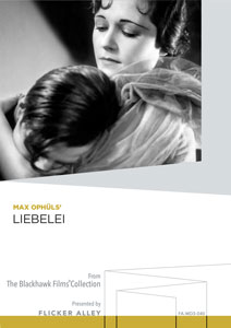 Max Ophüls' Liebelei Manufactured-On-Demand MOD DVD Flicker Alley blu-ray DVD silent film buy watch stream