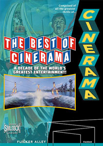 The Best of Cinerama Blu-ray/DVD