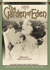 The Garden of Eden DVD Flicker Alley blu-ray DVD silent film buy watch stream