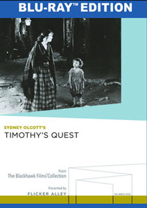 Flicker Alley blu-ray DVD silent film buy watch stream Timothy's Quest Manufactured-On-Demand MOD Blu-ray