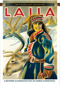 LAILA is a great silent film that you can buy on DVD at Flicker Alley.