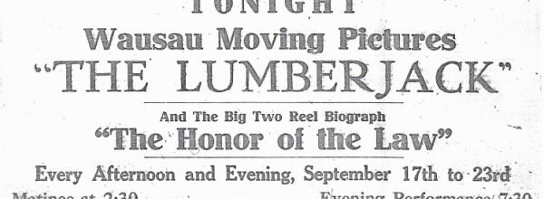 Lumberjack Pic 1