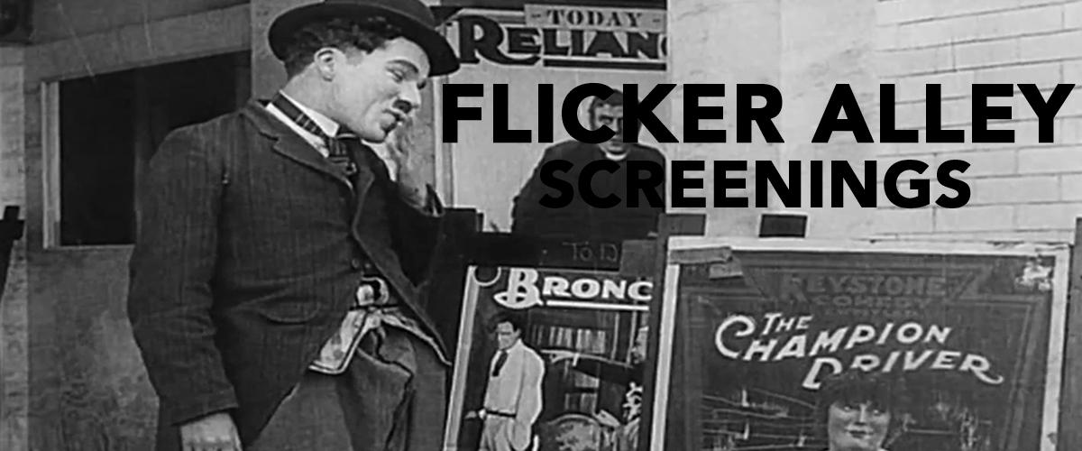 Flicker Alley Silent Film Blu-ray DVD Stream buy MOD