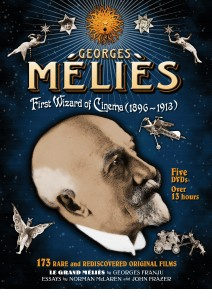 Georges Melies First Wizard of Cinema