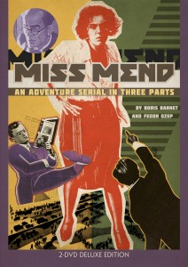Miss Mend Flicker Alley Silent Film Blu-ray DVD Stream buy MOD