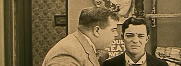 Arbuckle & Keaton Cover Image