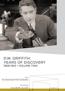 D.W. Griffith Years of Discovery Vol. Two