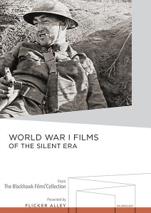WWI Films of the Silent Era MOD DVD