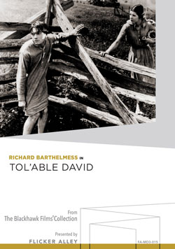 Tol'able David Manufactured-On-Demand MOD DVD Flicker Alley blu-ray DVD silent film buy watch stream