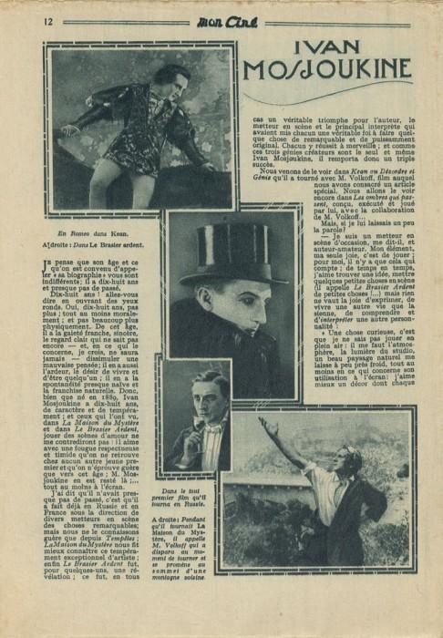 Ivan - French Magazine 1