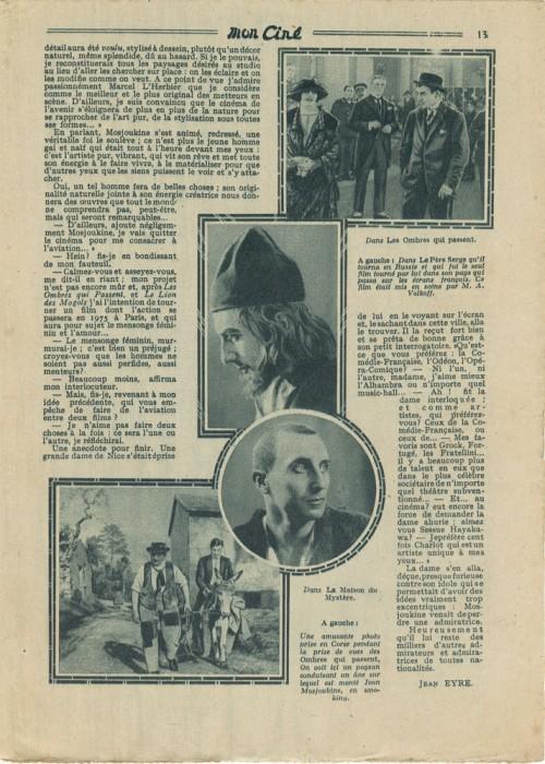 Ivan - French Magazine 2
