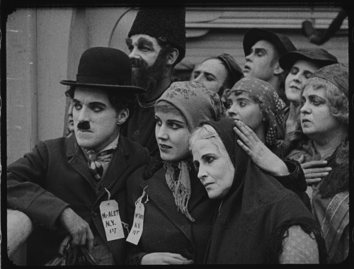 Flicker Alley Silent Film Blu-ray DVD Stream buy MOD The Immigrant Charlie Chaplin