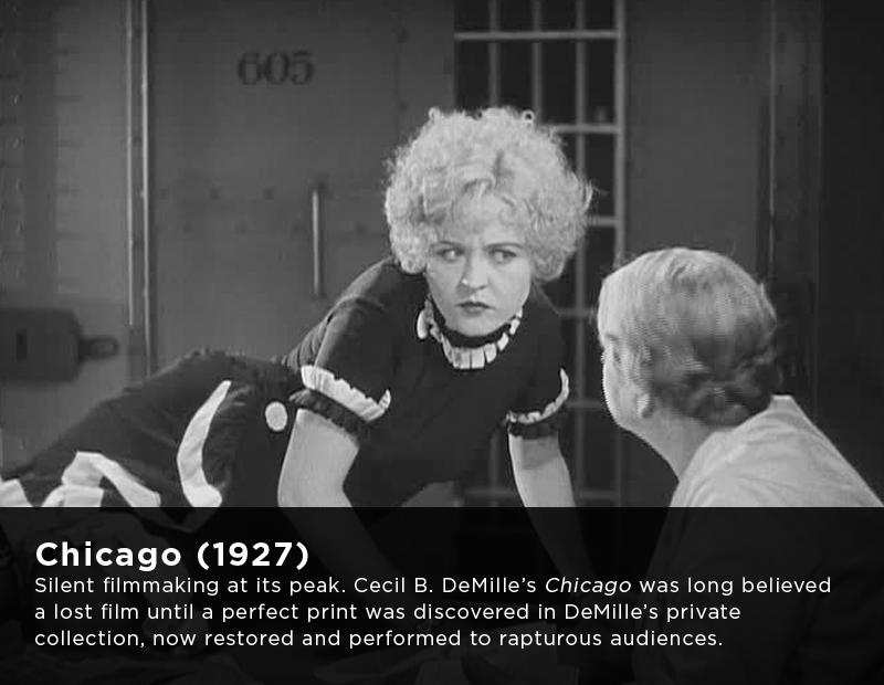 Flicker Alley Silent Film Blu-ray DVD Stream buy MOD Chicago