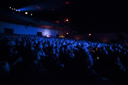 Sherlock Holmes audience