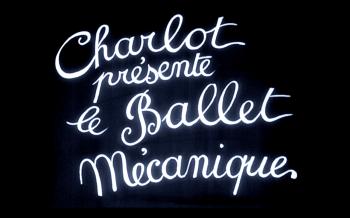 Ballet Mech. Charlie 3