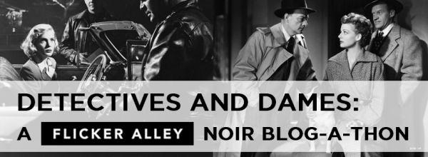 Detectives and Dames Blog-a-Thon banner