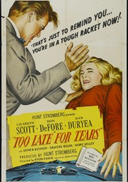 TOO LATE FOR TEARS_poster