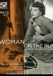 Woman on the Run cover