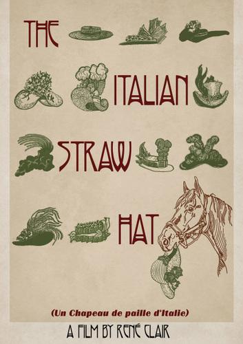 Italian Straw Hat cover