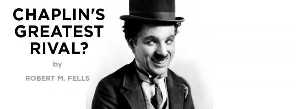 Chaplin's Greatest Rival header