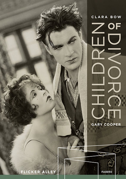 Children of Divorce (1927) Blu-ray/DVD