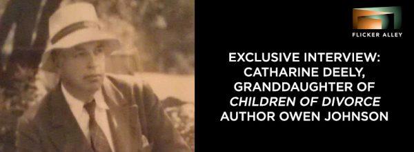 Catharine Deely interview banner
