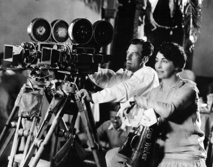 The Blot Lois Weber silent film Flicker Alley Blu-ray Early Women Filmmakers