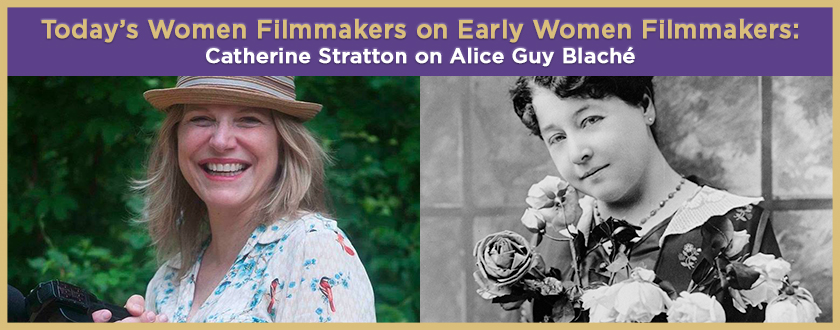 Today's-Women-Filmmakers-on-Early-Women-Filmmakers---Catherine-Stratton-blog-header