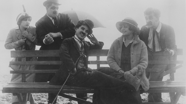 By the Sea is another one of the Essanay Charlie Chaplin shorts.