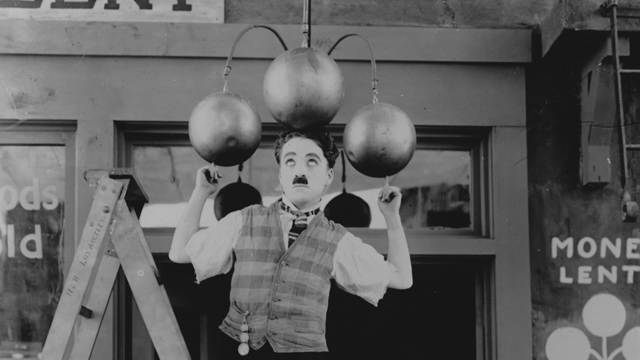 The Pawn Shop is one of the Mutual Charlie Chaplin shorts.