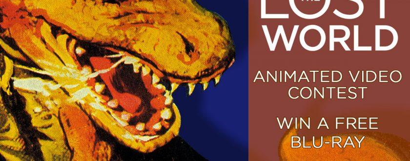 Lost World Contest Banner