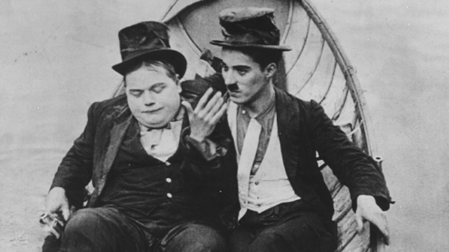 Roudners is one of the Keystone Charlie Chaplin shorts.