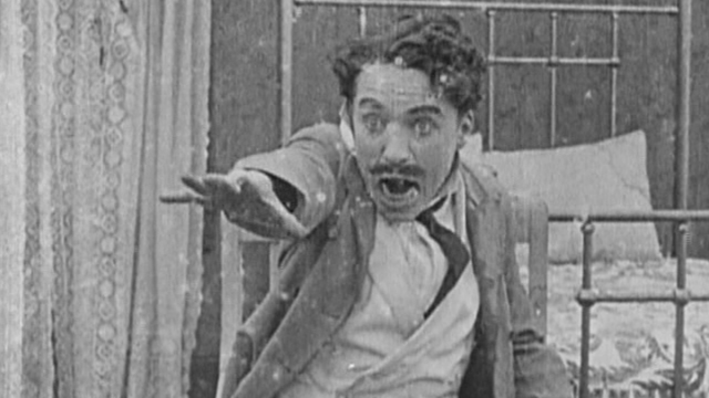 Cruel Cruel Love is one of the earlier Keystone Charlie Chaplin shorts.