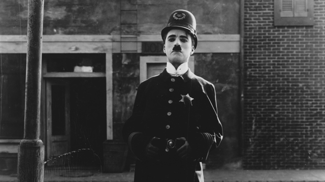 The Charlie Chaplin shorts continue with Easy Street.